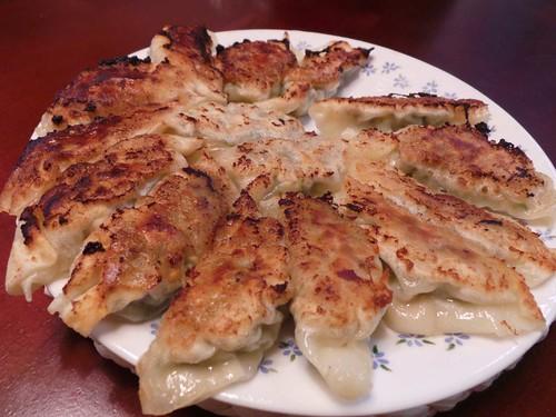 1.タモリ餃子