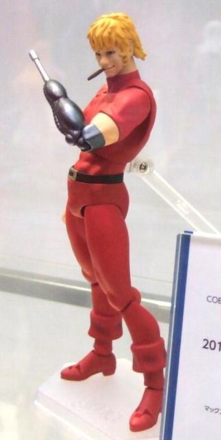Maxfactory figma Cobra 眼鏡蛇