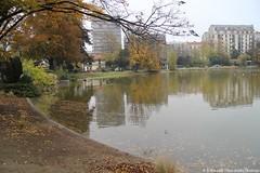 """IMG_0076 """"Parc Montsouris"""" Paris (S. Mezab) Tags: paris france lac paysage reflets environnement couleursdautomne parcmontsouris efs1785usm canoneos600d lacmontsouris"""
