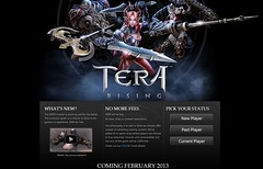 TERAHispano TERA Rising (TERAHispano) Tags: en game studio action online oficial bluehole mmorpg arborea tera espaol realm masse accin fansite exiled terahispano
