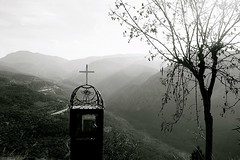 Greece in blackandwhiteII (moi moi nz) Tags: delphi greece