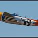 P-47D Thunderbolt - N4747P - 'Tarheel Hal'