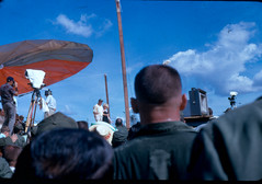 Bob Hope & Joey Heatherton Xmas 66 TSN (eaindy) Tags: hope joey tan bob son 1966 vietnam saigon nhut heatherton