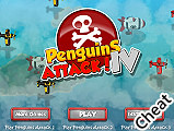 當企鵝入侵時4:修改版(Penguins Attack 4 Cheat)