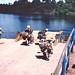Balsa sobre o Rio Sucunduri