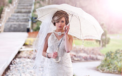 Angela (Paul Fessey) Tags: wedding festival gardens liverpool canon vintage paul photography dress mk2 5d 28 70200 fessey