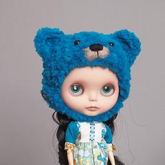 Blue-beary!