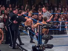 TNA Impact! Wrestling Tour - 2013 (simononly) Tags: uk england london tour live wrestling sting arena american impact pro fujifilm challenge wembley tna f600 lockdown 2013