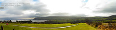 Robin Hood Bay - Panorama (~FreeBirD~) Tags: uk morning england green nature photography cloudy britain wide panoramic explore fx ultrawide northyorkshire gettyimages yorkshiredales robinhoodbay sharpness travelphotography beautyinnature travelography panoramicviews wideviews manibabbar nikond700 realengland 70200mmf28vrii ultrawideviews