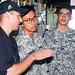Positive partnerships built between U.S., Singaporean service members during CARAT Singapore