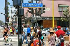 Colorado Ave, .16/13 (Basic LA) Tags: la socal losangeles santamonica coloradoave oceanave