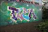 Plea (Alex Ellison) Tags: plea ctr cityrollers eastlondon ilford urban graffiti graff boobs halloffame hof
