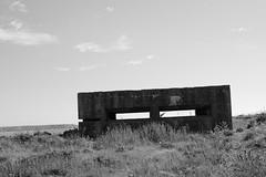 abandoned all hope (journo_bouy) Tags: 3000v 2000v50f 1000v40f abandoned architecture building concrete beach war old nature landscape