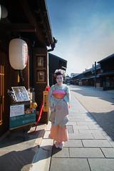 DP8A8135 (Miseon Park) Tags:      gifu prefecture city kawaramachi old town japan maiko geisya