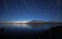 Kennedy Lake near Tofino, Vancouver Island Star Trails (Tamas V) Tags: kennedylake kennedy lake vancouverisland vancouver island victoria portalberni tofino north star northstar ucluelet ukee pacificrimnationalpark kennedylakeprovincialpark provincialpark nationalpark park astronomy stars startrail startrails wide angle ultrawide ultra ultrawideangle fisheye fish eye bower rokinon samyang samyangfisheye samyang75mm 75mm 75 istock gettyimages stockphoto getty images image stockimage stockphotograph stockphotography landscape nature natural landscapephotograph landscapephotography olympus omd em5 olympusomdem5 omdem5 nanaimo mountain mountains beauty beautiful astrophotograph astrophotography nightimage night reflection sky polaris reflections beach shore silhouette pacificrim explore