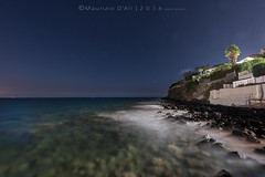 Night (Maurizio ) Tags: longexposure d810 nikkor sea night sicily