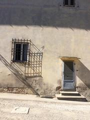 Italian Doorway (niamhmcclymont) Tags: italy boboli door italian gardens doorway