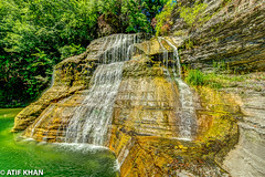 Treman Falls (Atif_M_Khan) Tags: waterfall ithaca landscape nature new york summer travel pentax sigma newyork unitedstates us