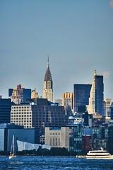 Shine Like the Top of the Chrysler Building (Tom Slate) Tags: chryslerbuilding newyork city water annie littleorphanannie newyorkcity skyscraper