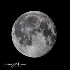 Full Sturgeon Moon (graeme.prkr) Tags: moon lunar sturgeonmoon fullmoon astrophotography astro astronomy space moonlight celestial planet science astrology astronomical crater night sky