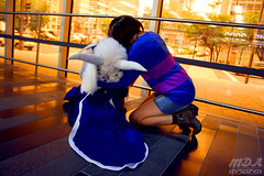 Undertale 27 (MDA Cosplay Photography) Tags: undertale frisk chara napstablook asriel cosplay costume photoshoot otakuthon 2016 montreal quebec canada undertalecosplay fun