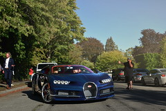 Chiron (SupercarsofBC) Tags: bugatti chiron w16 1500hp blue carbon fiber van dusen gardens luxury supercar weekend vancouver british columbia cars supercars exotics hypercars 2016 sbc