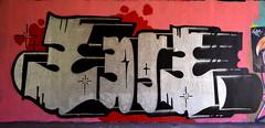 graffiti amsterdam (wojofoto) Tags: amsterdam graffiti streetart wojofoto wolfgangjosten nederland netherland holland amsterdamsebrug hof flevopark edge