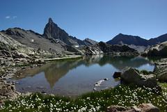 Lac Suprieur de Blanchet (tihi29) Tags: tte toillies alpes queyras montagne blanchet