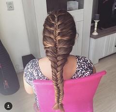 (khoogland) Tags: mermaidfishtailbraid fishtail braid
