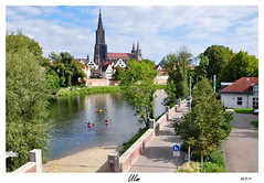 Ulm, 30.8.11 (ritsch48) Tags: ulm donau münster badenwürttemberg deutschland
