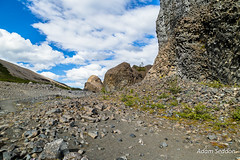 Iceland-2016-1761 (Adam_12) Tags: iceland northerniceland vesturdalur landscape lava lavabed lavafield lavaplain rock rockformations volcanic northeast is
