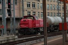 SBB Infrastruktur Diesellokomotive Am 843 022 - 5 ( Typ G 1700-2 BB des Kieler Schienenfahrzeugherstellers Vossloh - Inbetriebnahme 2006 ) am Bahnhof Bern im Kanton Bern der Schweiz (chrchr_75) Tags: hurni160915 albumzzz201609september christoph hurni chriguhurni chrchr75 chriguhurnibluemailch september 2016 bahn eisenbahn schweizer bahnen zug train treno albumbahnenderschweiz2016712 albumbahnenderschweiz schweiz suisse switzerland svizzera suissa swiss albumsbbam843 diesellokomotive lokomotive sbb cff ffs schweizerische bundesbahn bundesbahnen am 843 juna zoug trainen tog tren   locomotora lok lokomotiv locomotief locomotiva locomotive railway rautatie chemin de fer ferrovia  spoorweg  centralstation ferroviaria