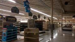 Actionless Actionway (Retail Retell) Tags: kroger grocery store hernando ms retail desoto county millennium dcor 475 marketplace v478 construction expansion project closure fixture sale emptiness memorabilia