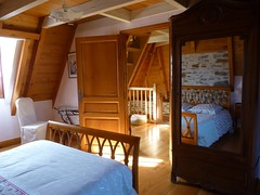 Le Cantal'houx - Etage