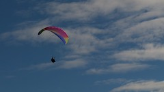 Anna3 (overflow50) Tags: paragliding paraglider canberra springhill spring australia sky clouds