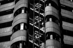 Downtown Louisville (William DeShazer) Tags: louisville ky usa canon 5d mark iii bw blackandwhite street photography streetphotography geometric pattern