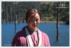 Monpa Girl, Tawang (Arif Siddiqui) Tags: travel india beauty asia lakes places hills tribes northeast arif arunachal tawang siddiqui arunachalpradesh monpa