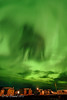 Wolf Shadow Aurora Borealis Abstract BUZ_5614 (Rezmutt) Tags: sky canada abstract nature night wow stars cool quebec awesome northernlights auroraborealis solarstorm waskaganish nordduquébec
