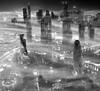 Misty (spiraldelight) Tags: shinjuku dubai uae nagoya دبي برجالعرب spiraltowers ドバイ الإماراتالعربيةالمتحدة cocoontower eos5dmkii 1xcom fineartportugal