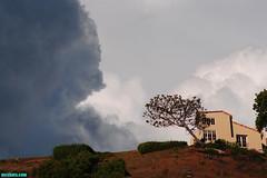 AttackOfTheStormClouds (mcshots) Tags: california travel sky usa storm nature rain weather clouds coast stock roadtrip pch socal mcshots thunderstorms losangelescounty californiathunderstorms