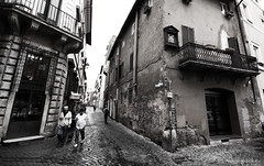 """Trastevere, Rome • <a style=""""font-size:0.8em;"""" href=""""http://www.flickr.com/photos/89679026@N00/8085176660/"""" target=""""_blank"""">View on Flickr</a>"""