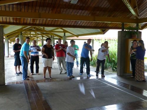 Taller de Migración de Gavilanes 2012- Earth y CIENTEC