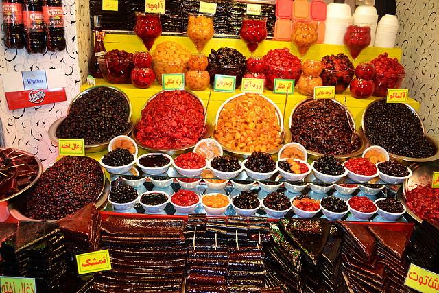 Персидская кухня, Лавашак
