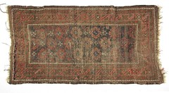 59. Antique Hand Tied Rug