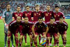 Seleccion de Venezuela (JulioJMarquez) Tags: brasil la ecuador venezuela eliminatorias 2014 vinotinto sudamericanas
