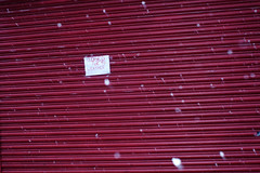 Snow in Kent (Che-burashka) Tags: street uk winter england people snow weather sign kent candid dartford fromarchives canonef28mmf18usm