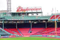 Fenway Park (pvsbond) Tags: boston baseball fenwaypark budweiser yawkey hdr mlb