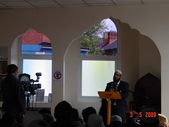 "Masjid Umar Inauguration Event • <a style=""font-size:0.8em;"" href=""http://www.flickr.com/photos/88854999@N07/8101260204/"" target=""_blank"">View on Flickr</a>"