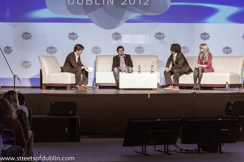 The Second Day: Dublin 2012 Web Summit