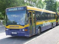 Johnsons (J24 GCX) (M. Webster) Tags: bus icarus johnsons daf henleyinarden citibus sb220 excelbus j24gcx